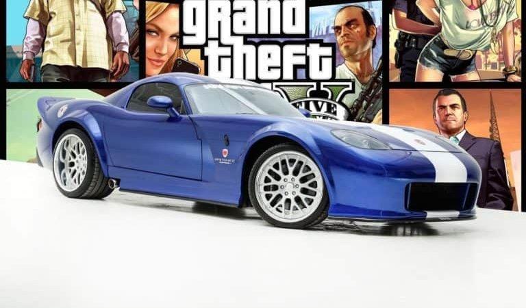 Mobil di GTA V ini Terjual di Dunia Nyata, Harganya Fantastis!