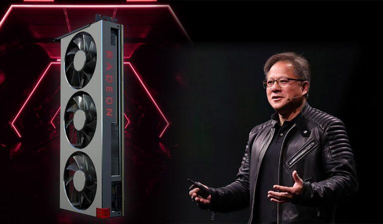 Keceplosan, CEO Nvidia Sebut Kartu Grafis Baru AMD Buruk dan Mengecewakan