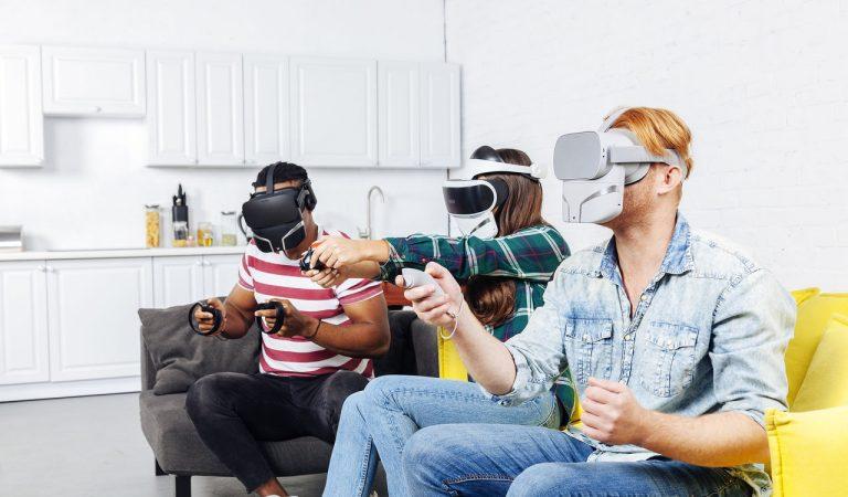 Perangkat VR Ini Akan Memungkinkanmu Menghirup Bau dari Dalam Video Game