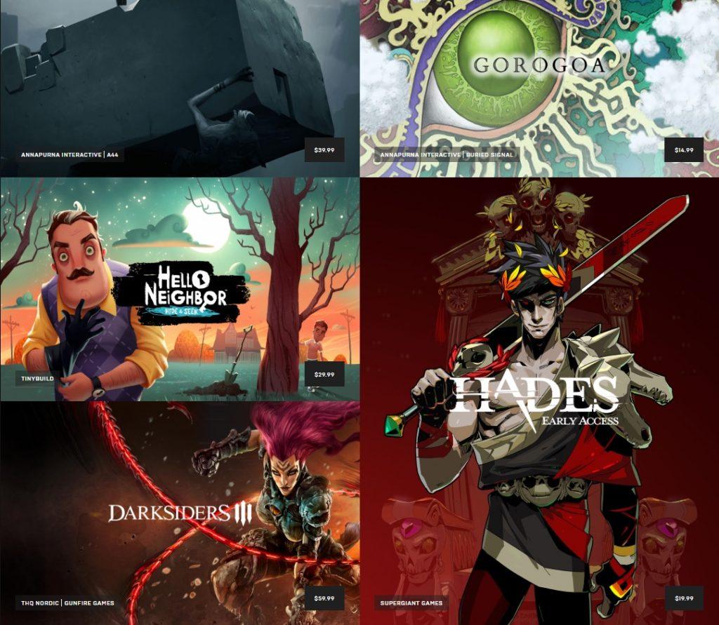 Epic Games Store Tambahkan Sistem Refund Ala Steam serta ...