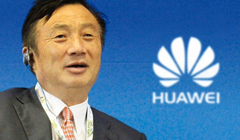Pendiri Huawei Sebut Bodoh 'Negara Barat' Karena Cekal Produk 5Gnya