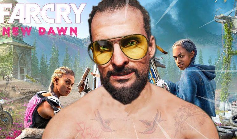 Antagonis Utama Far Cry 5 – Joseph Seed Muncul di Far Cry New Dawn, Bakal Jadi Protagonis?