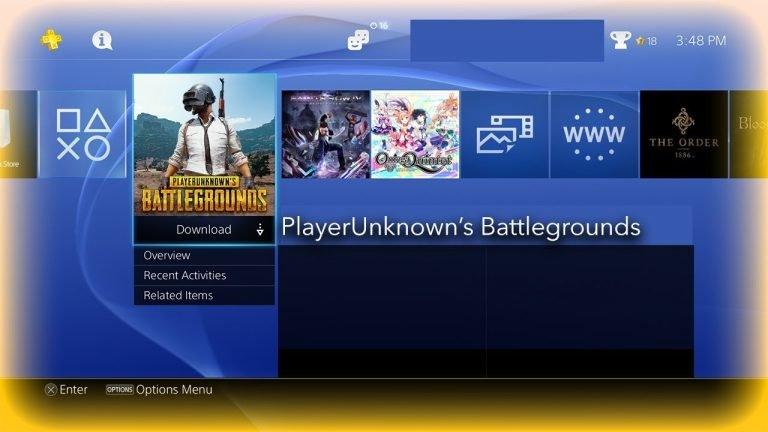 Pubg Mobile Game Apk Download For Android Ios Pc Xbox Ps4: PUBG Menjadi Game Paling Banyak Didownload Di PS4