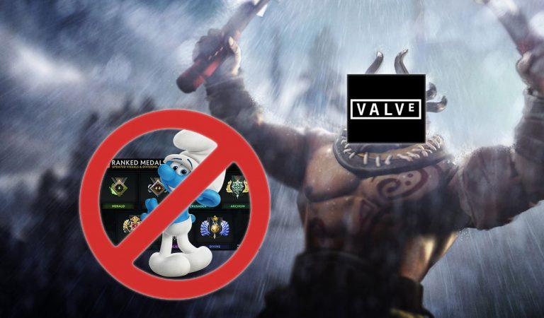"""Valve Reset Sekitar 17 Ribu Akun Smurf dan """"Acc Buyer"""""""