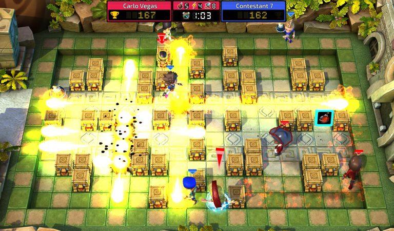 Game Mirip Bomberman Ini Sedang Digratiskan Permanen dengan Batas Waktu