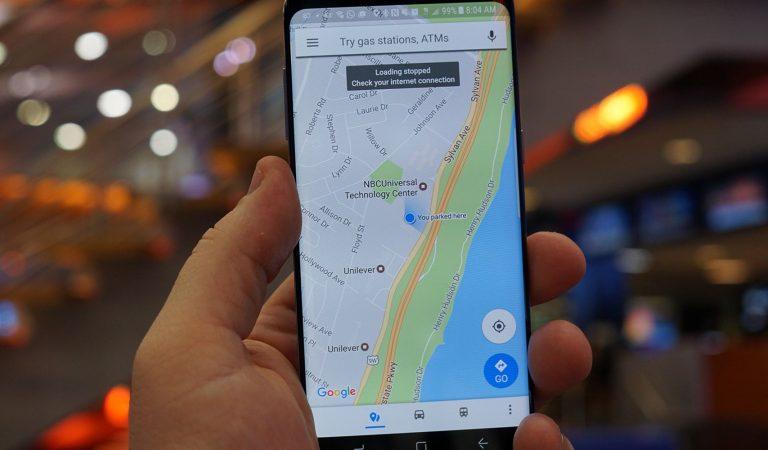Takut Nyasar Supir ini Terjeblos Akibat Ikuti Google Maps
