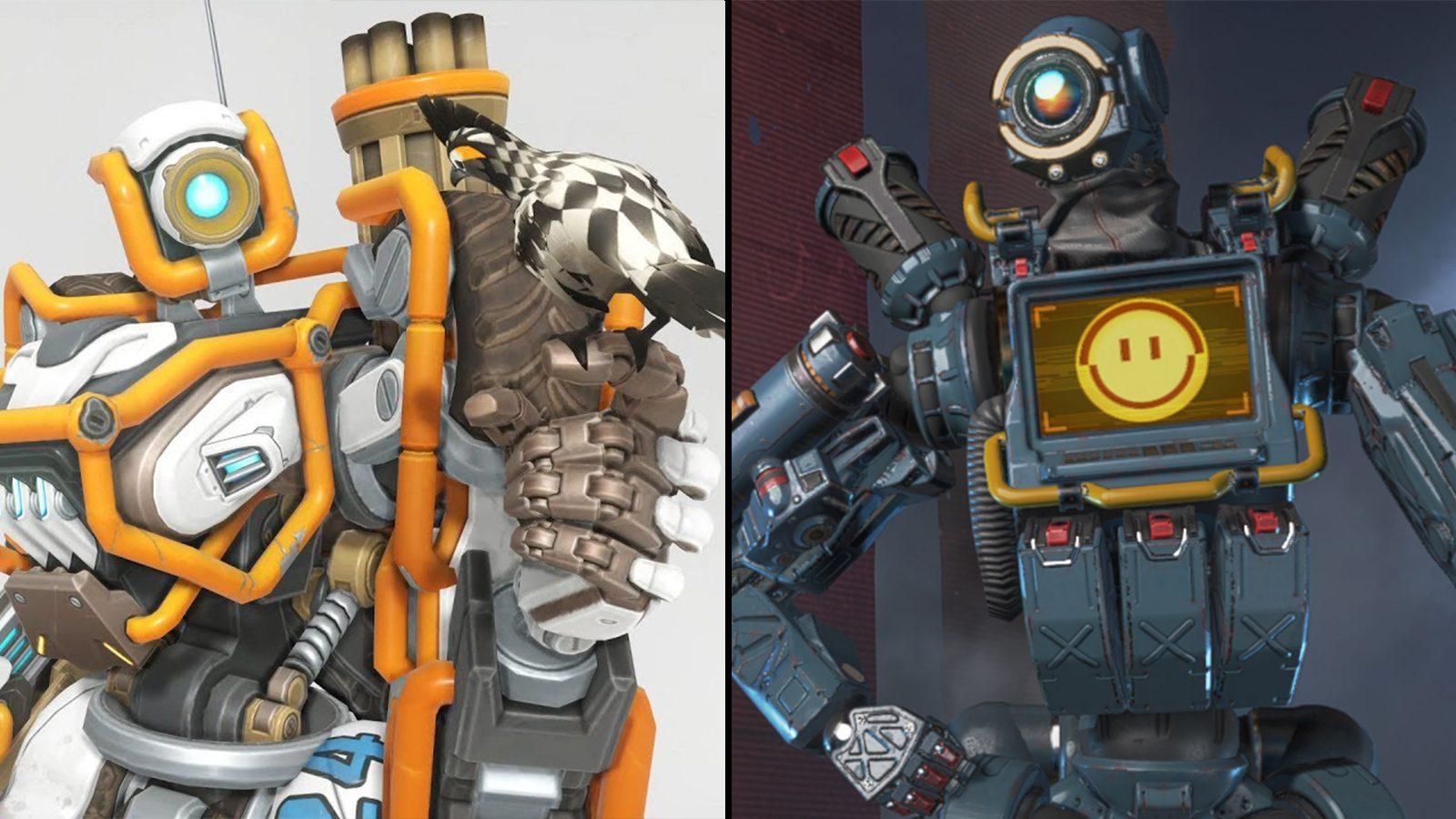 Pathfinder Apex Legends Memiliki Referensi Dari Overwatch