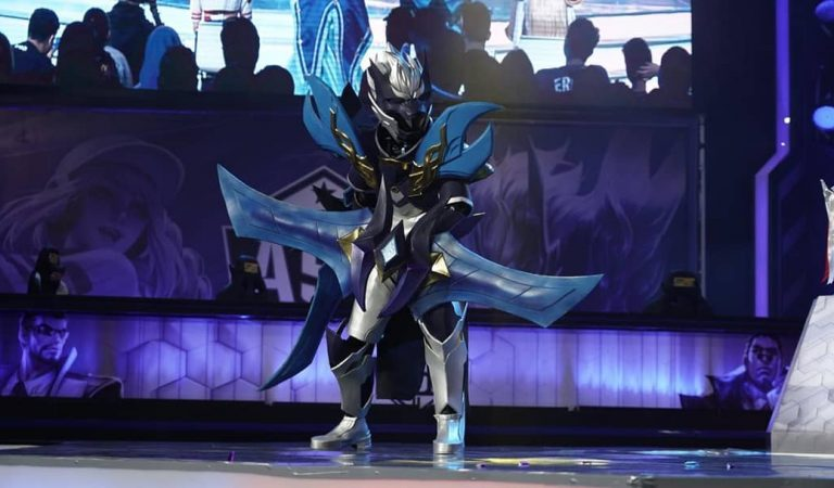Cosplayer AOV Kecopetan Pasca Tampil di Ajang Grand Final ASL Season 2