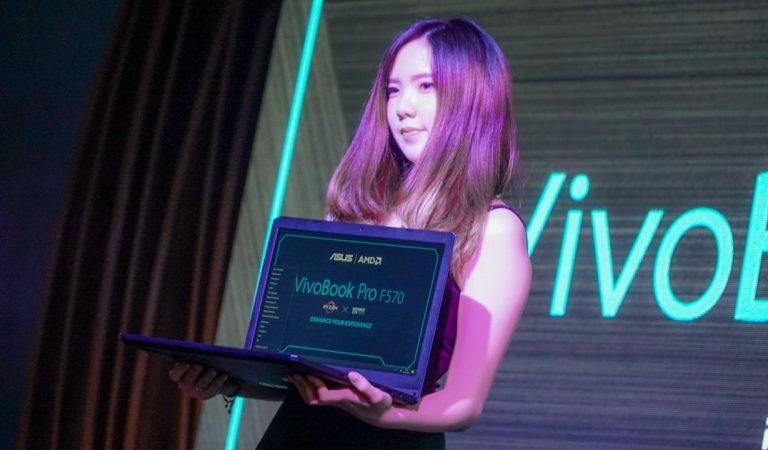 ASUS Indonesia Luncurkan VivoBook Pro F570, Laptop Multimedia Garang Serba Bisa