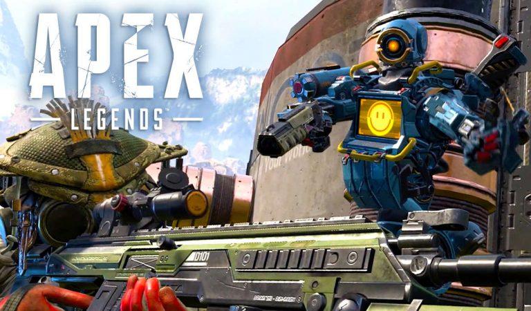 [Rumor]Apex Legend Akan Segera Memperkenalkan Mode 24 Orang Dalam Satu Squad??
