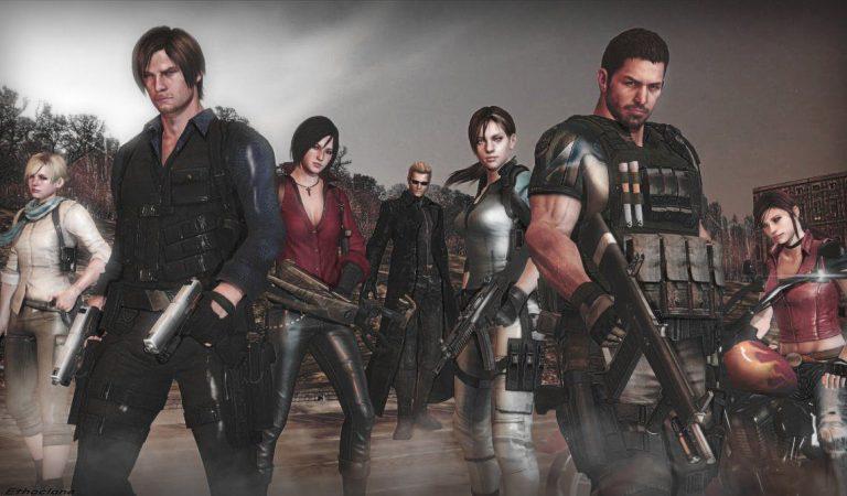 [QUIZ]Tebak Siapa Karakter Resident Evil-mu dari Caramu Menghadapi Kiamat Zombie!!