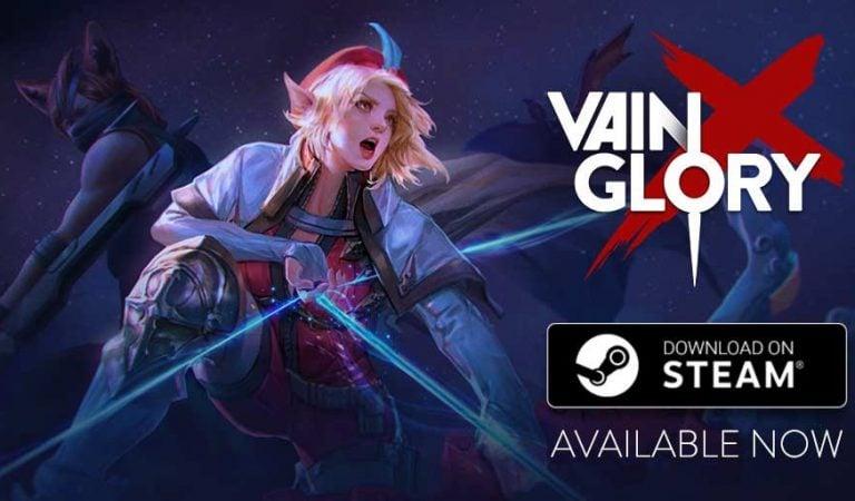 Secara Mengejutkan Vainglory Rilis di Steam, Tetap Gratis & Super Ringan!