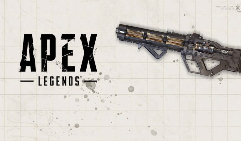 Havoc Resmi Jadi Senjata Baru Apex Legends