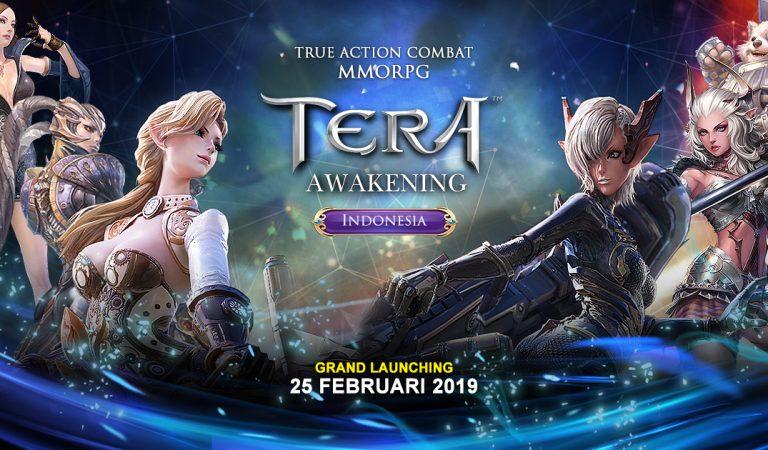 Game MMORPG Tera Online Resmi Rilis di Indonesia