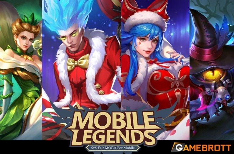 Inilah 5 Built Item Mage Mobile Legends Yang Paling Sering Digunakan