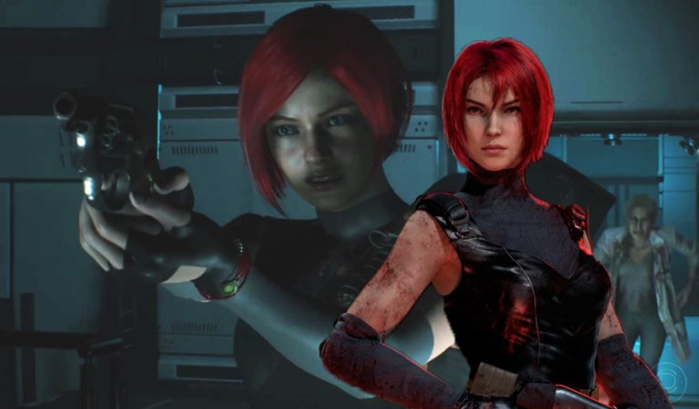 Seorang Modder Bawa Regina dari Dino Crisis ke Dalam Resident Evil 2 Remake