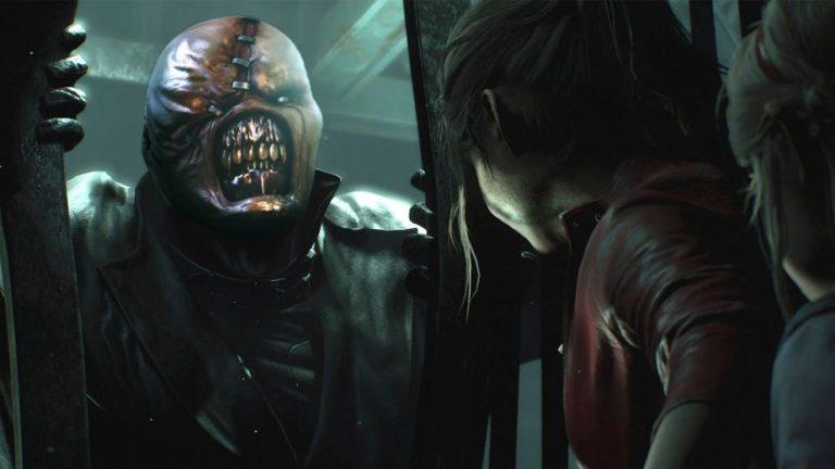 Seorang Modder Hadirkan Model Nemesis Ke Dalam Resident Evil 2 Remake