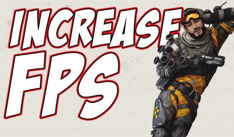 Cara Tingkatkan FPS Apex Legends di PCmu