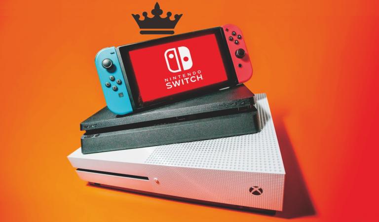 Nintendo Switch berhasil Mencapai Penjualan Lebih dari PS 4 dan XBox One di Awal 2019