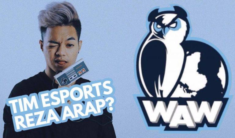 Reza Arap Kecewa! Pecat Satu Anggota WAW esports Divisi AOV?