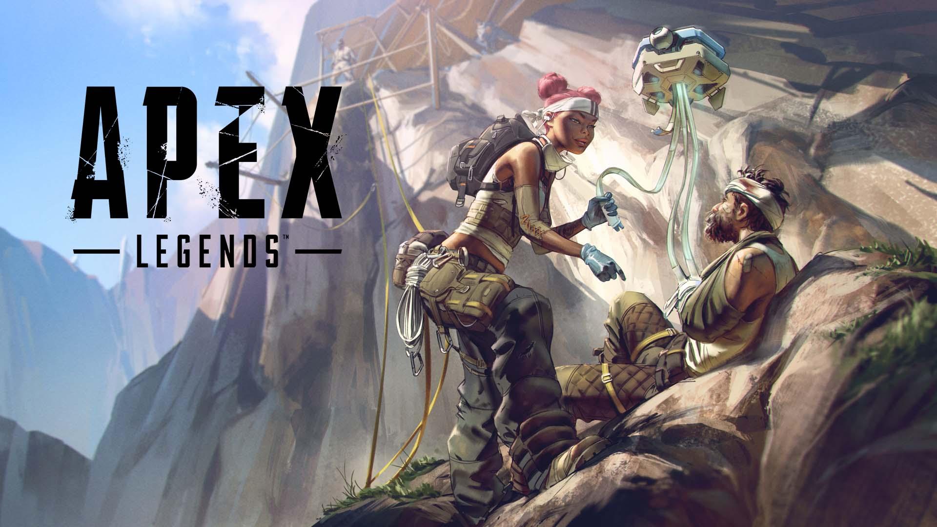 Respawn Kami Berkali Kali Mencoba Hadirkan Titan Di Apex Legends