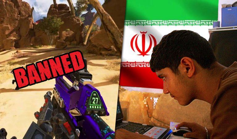 Komunitas Gamer di Iran Marah Karena EA Memban Mereka dari Apex Legends