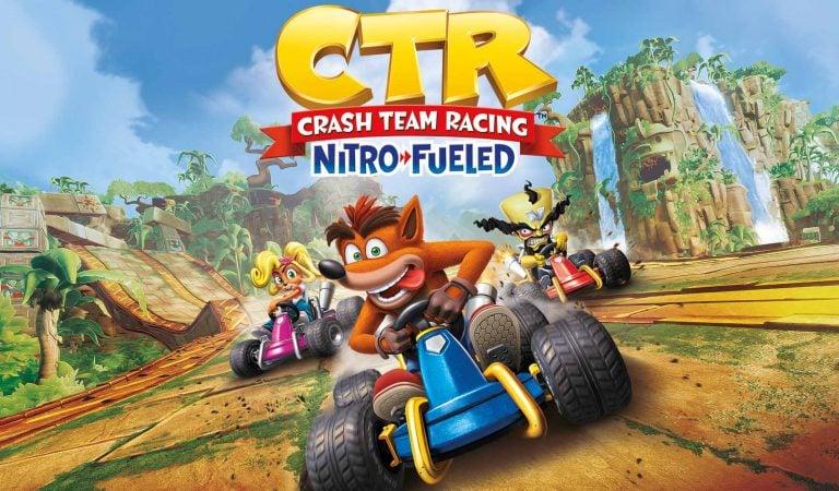 CTR: Nitro Fueled Pamerkan Beberapa Power-up dalam Gameplay Terbarunya