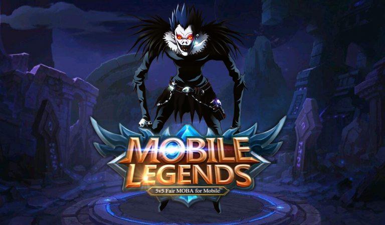 Seorang Fans Cipatakan Hero Mobile Legends Dengan Tampilan Malaikat Pencabut Nyawa!