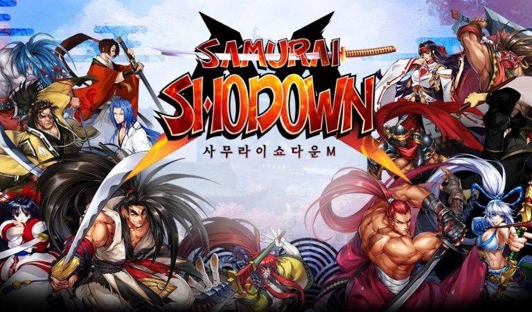 """Samurai Shodown Diadaptasi Menjadi Game Mobile """"Samurai Shodown M"""""""