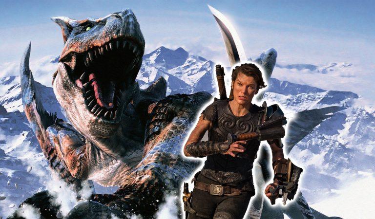 "Catat Tanggal Rilis Film Adaptasi ""Monster Hunter"" yang Dibintangi Milla Jovovich"
