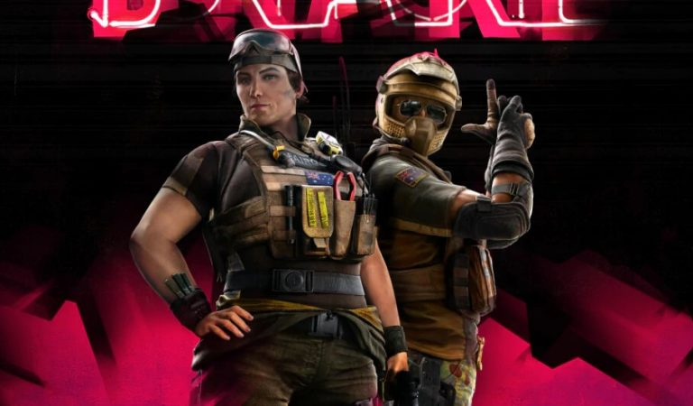 Mozzie dan Gridlock Resmi Jadi Operator Baru Rainbow Six Siege