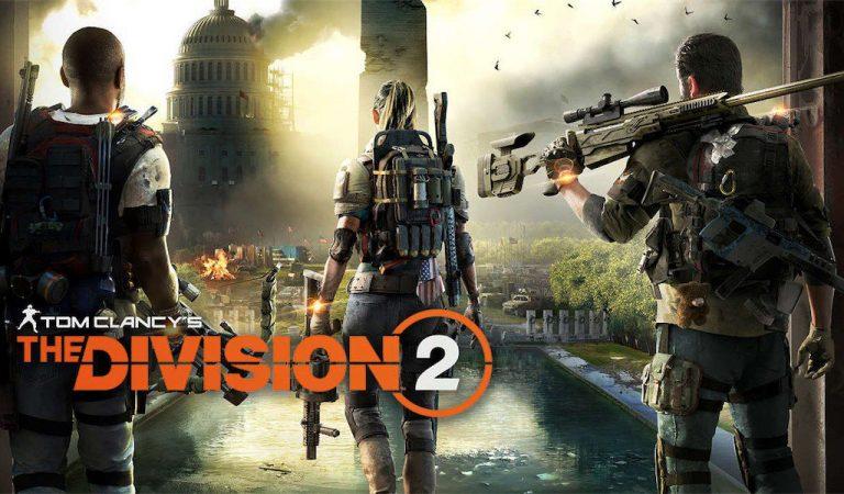 Meski Tak Rilis di Steam, Jumlah Pre-Order The Division 2 di PC Sangat Memuaskan