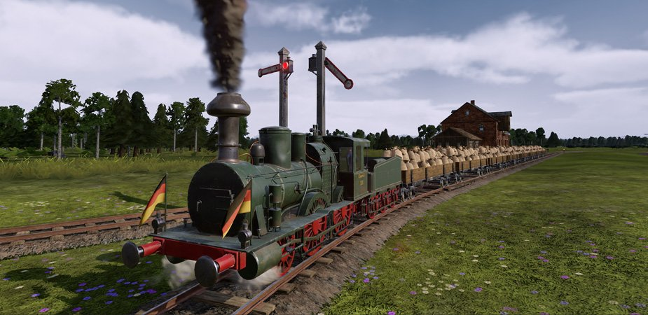 DLC Terbaru Railway Empire Akan Membawamu Keliling Daratan