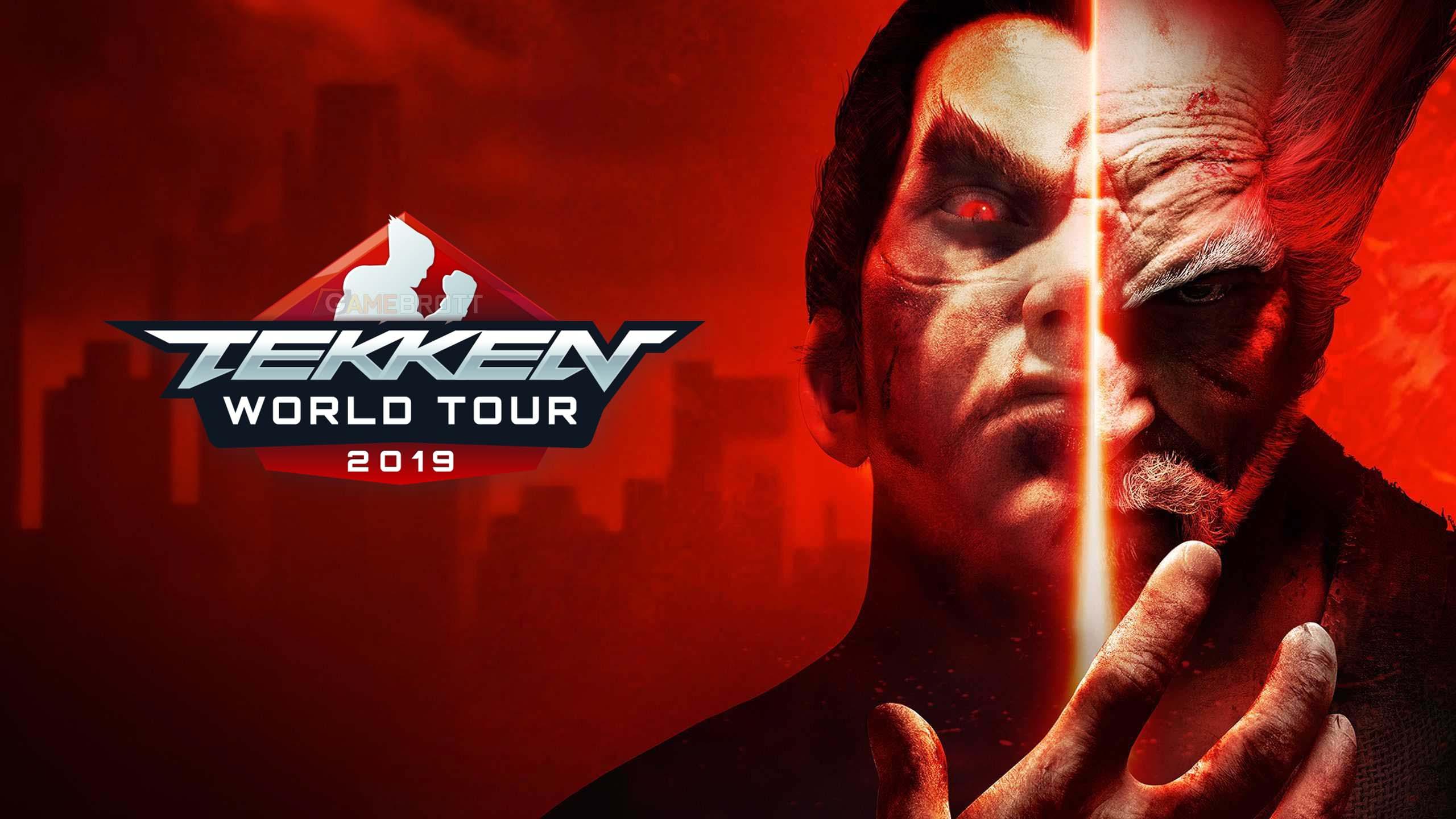 Kini Eo Lokal Bisa Ikut Berpartisipasi Di Turnamen Tekken 7 World Tour 2019 Gamebrott Com