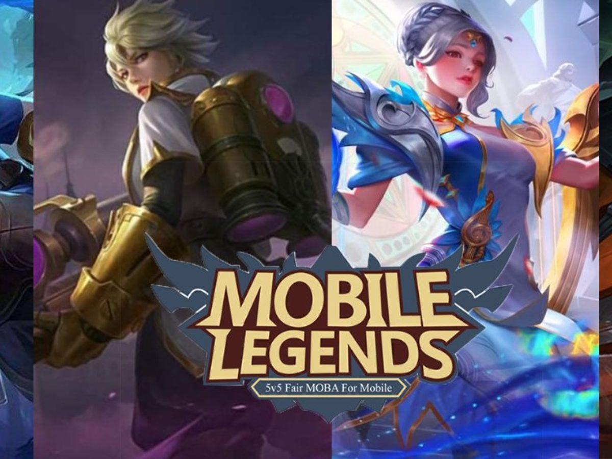 10 Hero Hero Mobile Legend Top Pick Yang Paling Sering