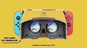 2 Game Nintendo Populer Akan Mendapatkan Versi VR Melalui Nintendo Labo dan dapat dimainkan secara Gratis!