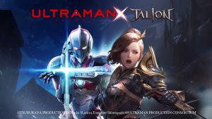 Ultraman Netflix dan Kolaborasi MMORPG TALION Resmi tentang Pembaruan Terbaru