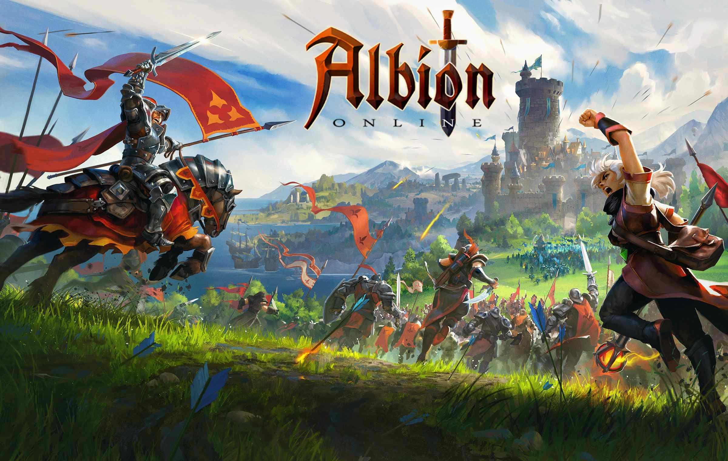 2 Tahun Jadi Game Berbayar, Albion Online Kini Resmi Free to Play -  Gamebrott.com