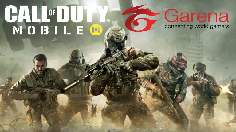 Garena Siap Merilis Call Of Duty Versi Mobile Dikawasan Asia