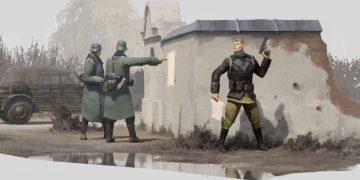 Pastisans 41 ala commandos