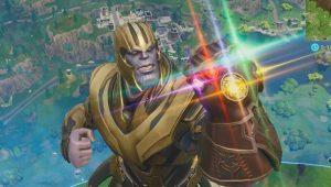Thanos Akan Kembali Lagi di Fortnite?