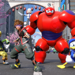 Kingdom Hearts 3 baymax