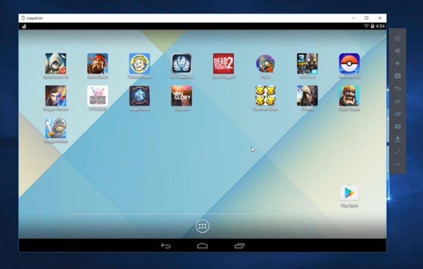 20 Emulator Android Terbaik Ringan Untuk PC atau Laptop ...