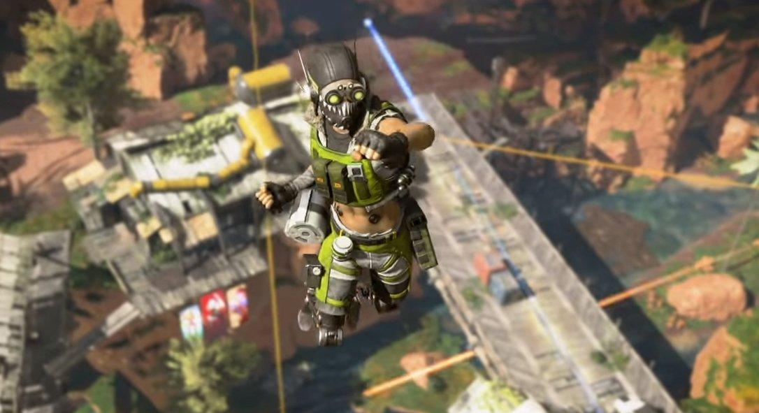Bug Terbaru Apex Legends Bisa Bikin Kamu Terbang Jauh Gamebrott Com