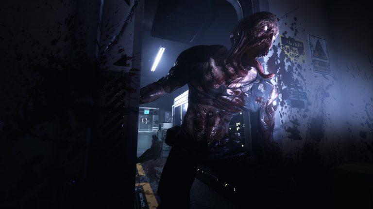 Daymare 1998 mirip Resident Evil