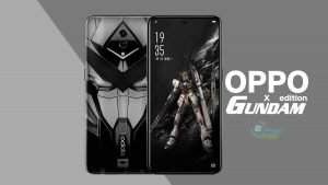 Kolaborasi Oppo dan Gundam Hadirkan Smartphone Edisi Terbatas