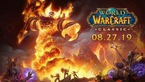 World of Warcraft Classic akan dirilis oleh Blizzard pada Agustus mendatang