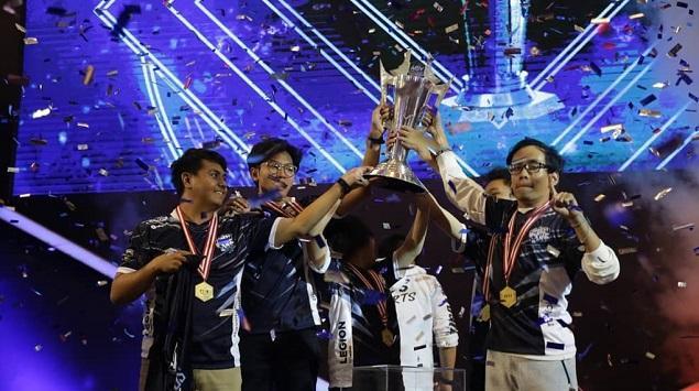 evos aov - 7 Tim Esports Tersukses di Indonesia