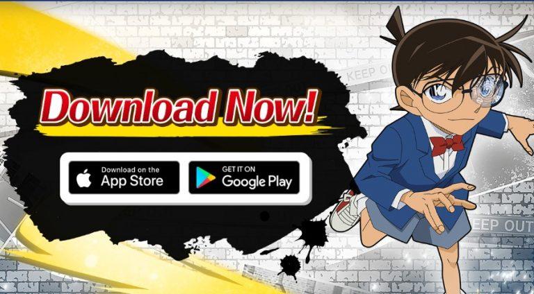 Detective Conan dapatkan Adaptasi Game Mobile nya!
