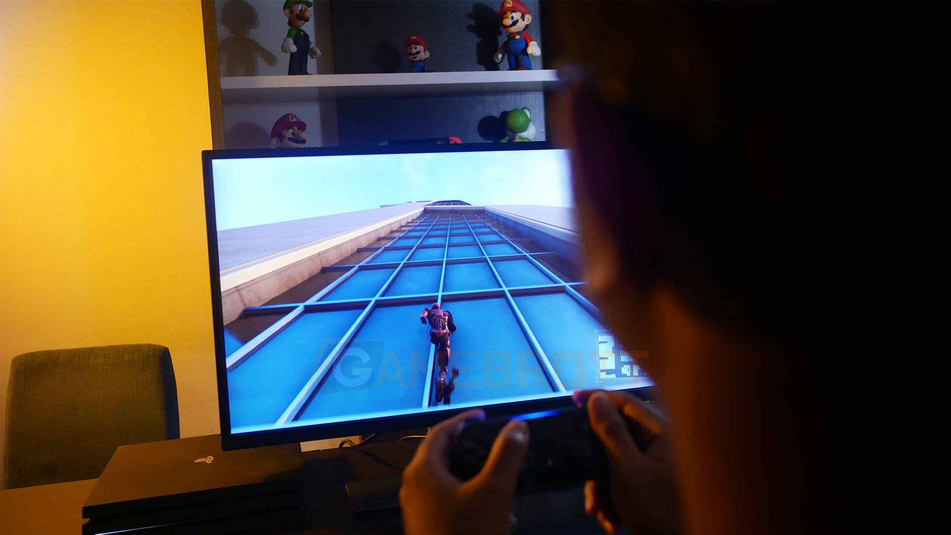 Review: BenQ EW3270U, Monitor Gaming 4K HDR yang Banjir Fitur !